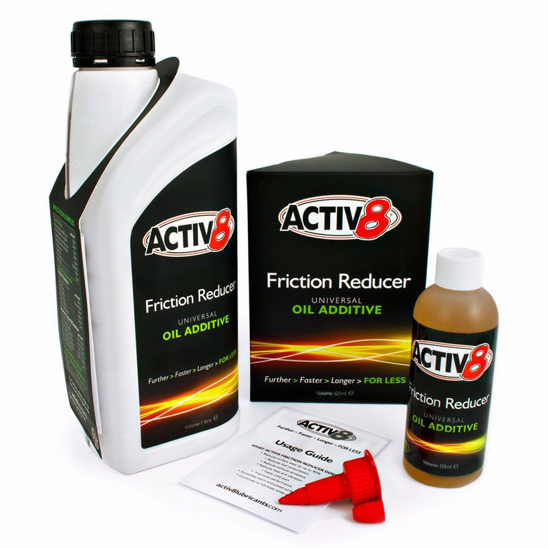 Activ8 Packaging Design