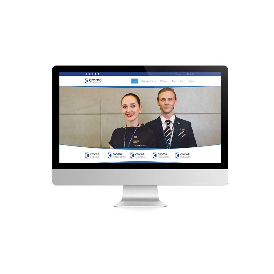 Croma Website