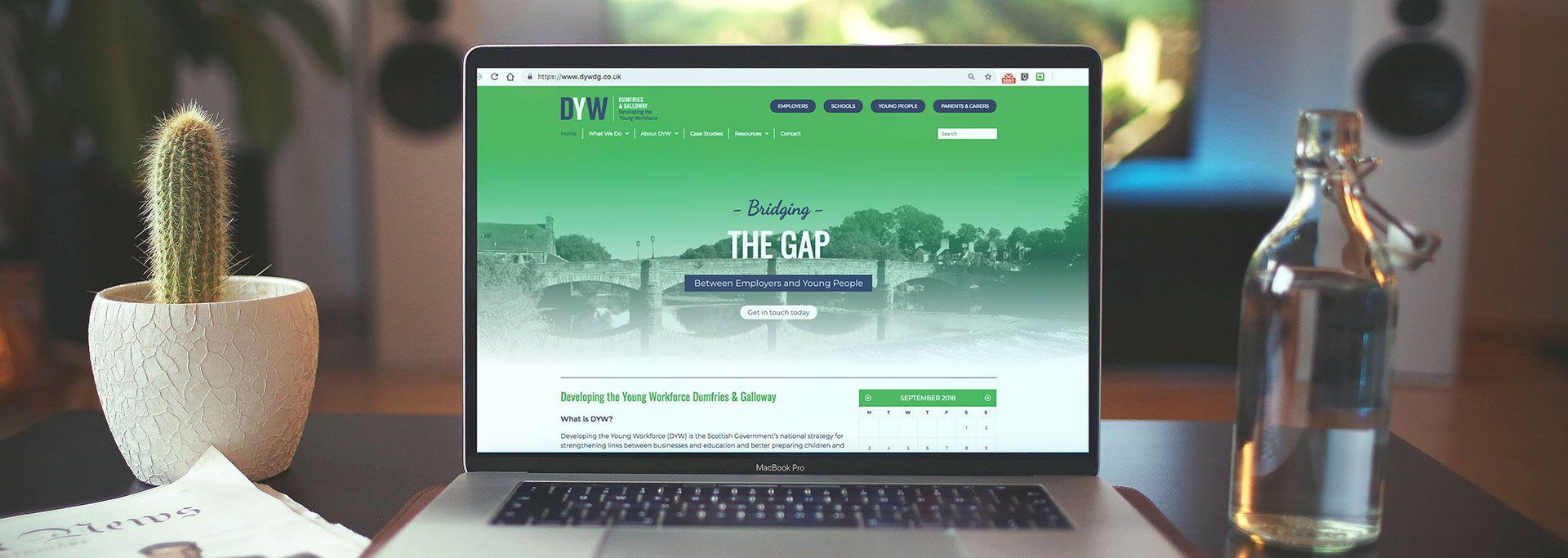 DYW Website Design