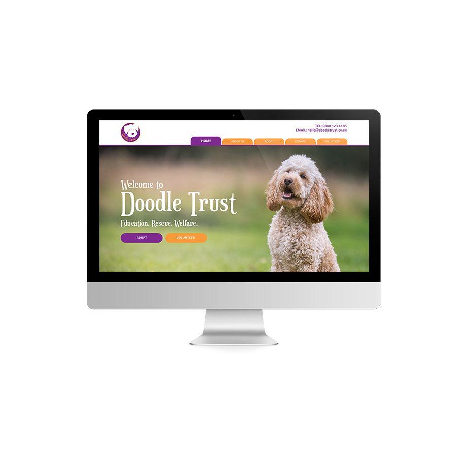Doodle Trust website