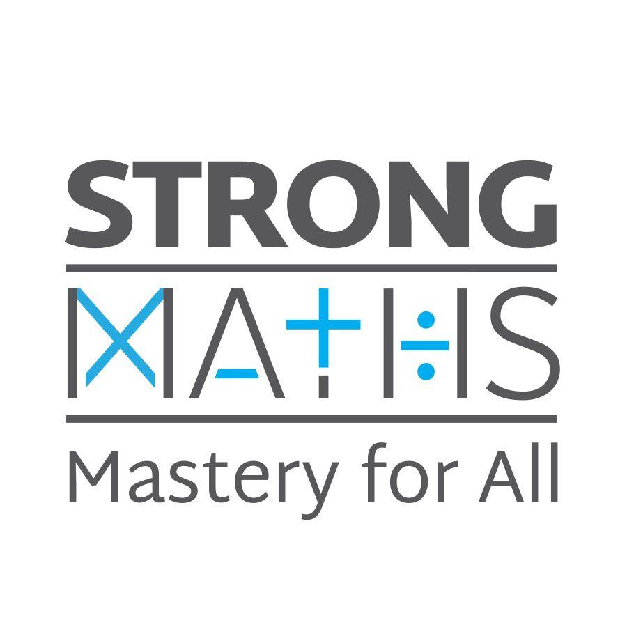 Strong Maths Logo