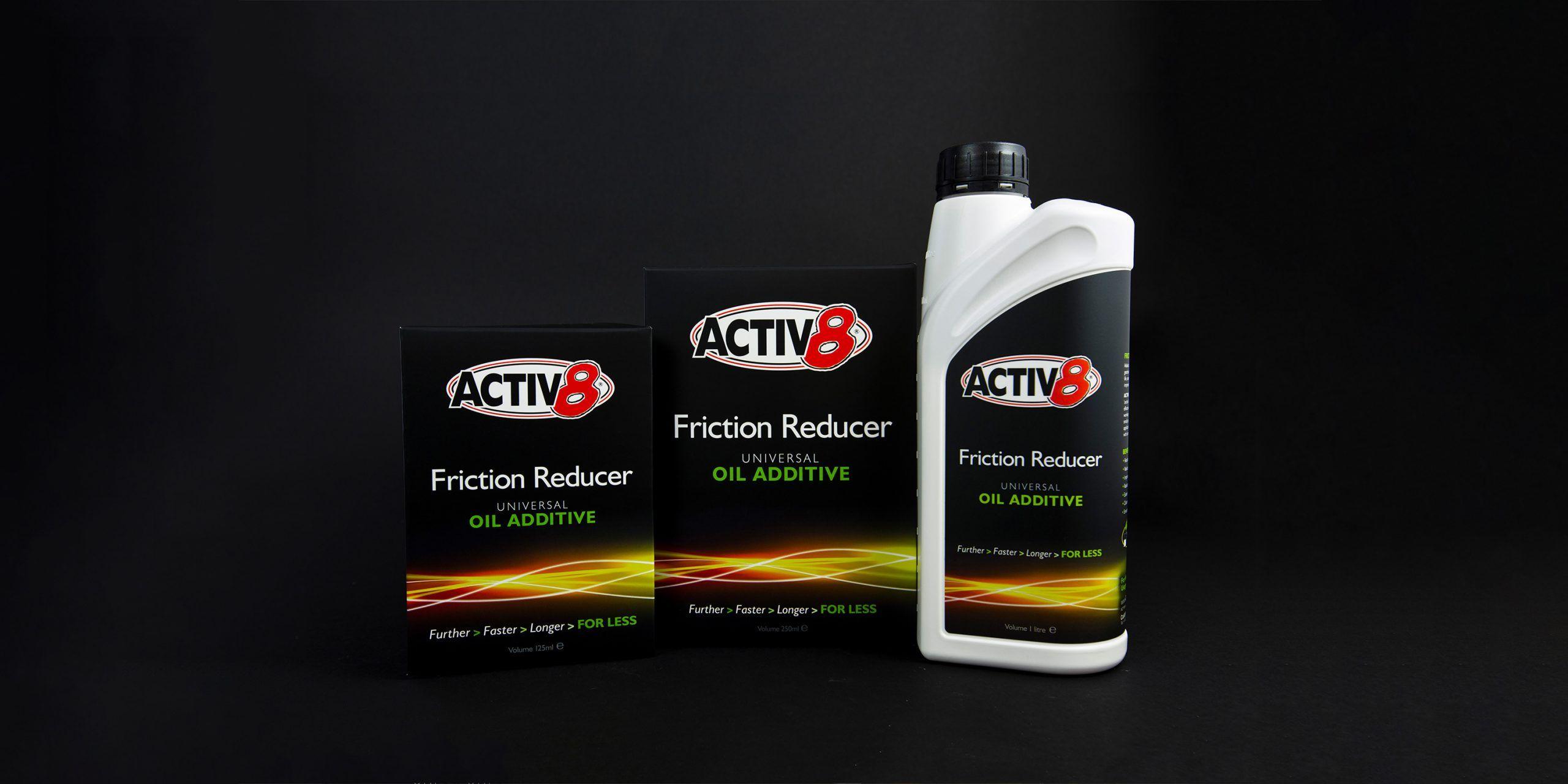 Activ8 Product shots